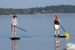 Gail & Amanda Paddleboards