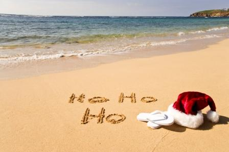 christmas_beach_picture