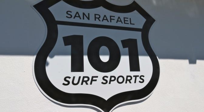 Gidget Goes to San Rafael, CA