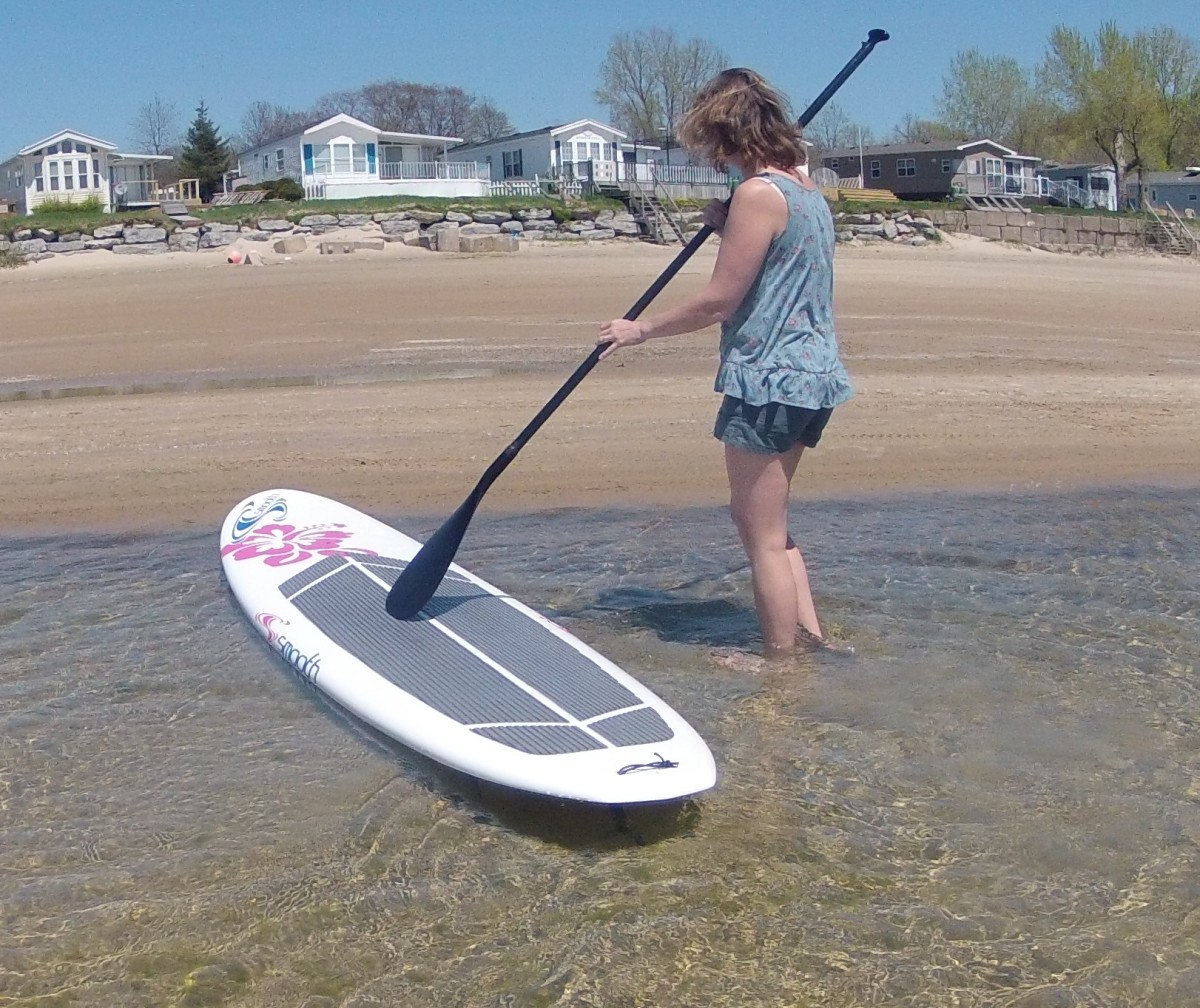 Gear review/ Smooth paddle boards
