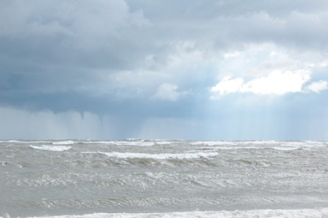 Water spouts everwhere!
