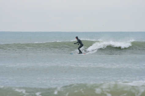 """Wendy also ripping on her new 8'11"""""""