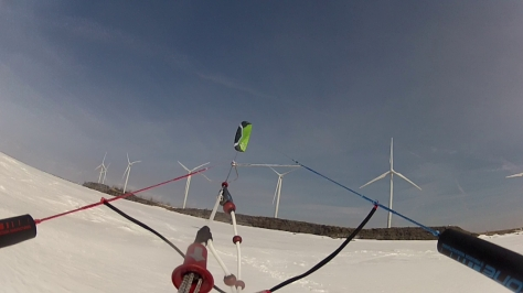 Cool shot of Windmills!