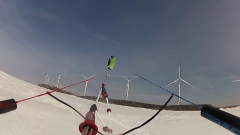 Cool shot of Windmills!