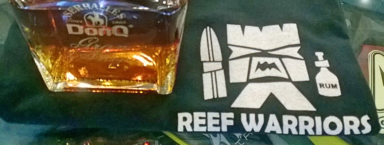 The Reef Warriors and Casey's Hit the Lip Blog