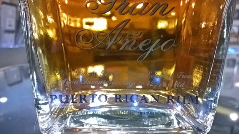 Note: Don Q is a Puerto Rican Rum, which I usually don't like, but this is a exception.