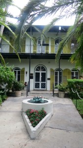 Hemingways home
