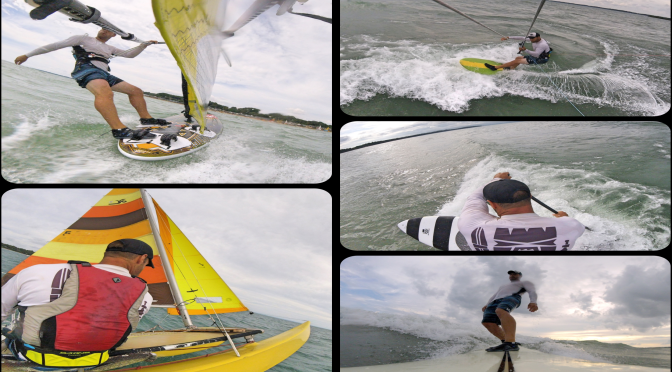 5 Water/Wind sports in one day!