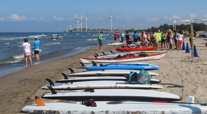 Buffalo paddlefest results