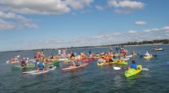 Reef Warriors support Adaptive Watersports