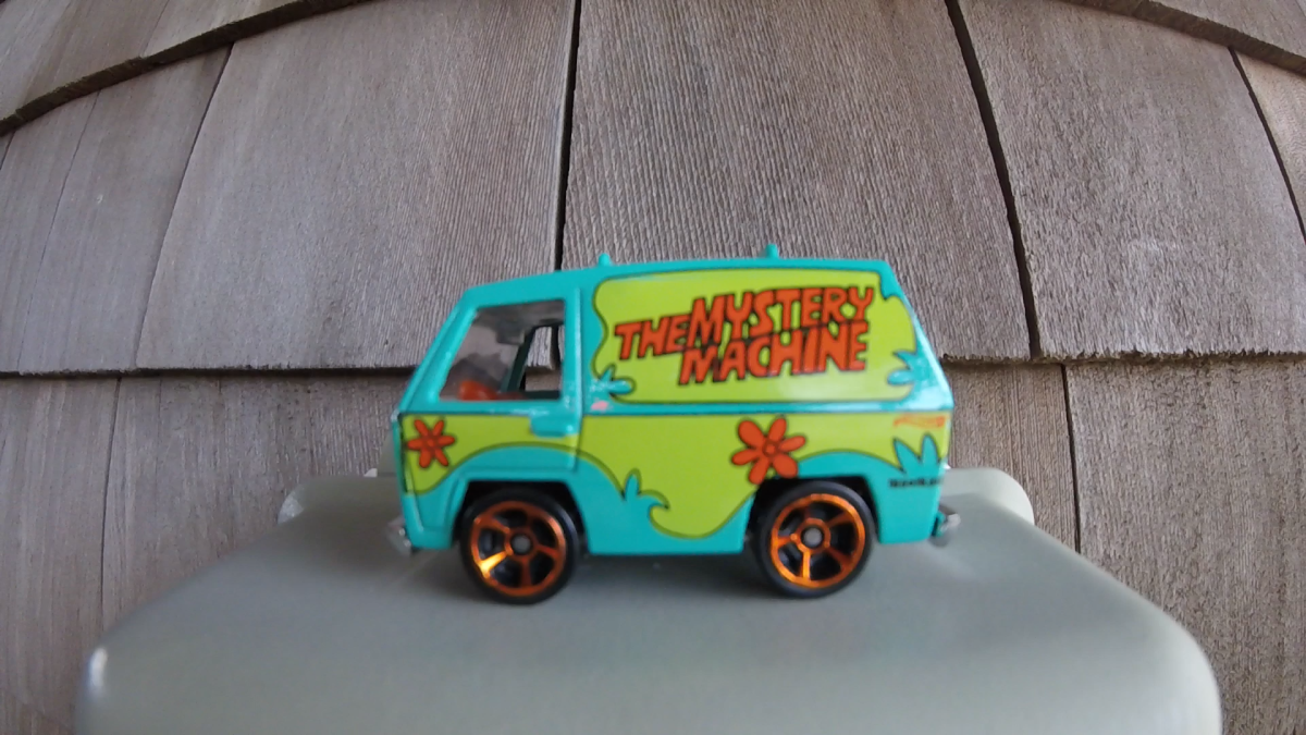 """The Mystery Machine""  a Board room project"