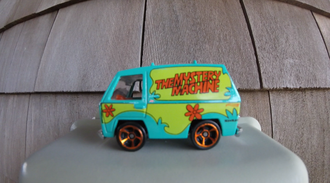"""""""The Mystery Machine""""  a Board room project"""
