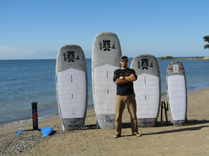 "Board Room: ""TOP GUN"" Sup Foil/DW Sup Foil/Wind Surf Foil Board"