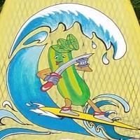 Board Room: PICKLE SLICER & GUACAMOLE