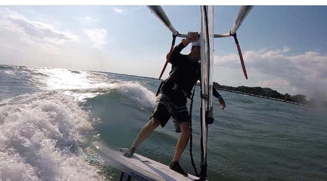 Thank you Windsurfing Wave Foiling.